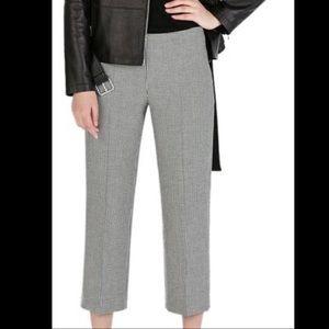 Zara Size XS Houndstooth Culotte Pants